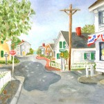 Franklin Street Junction, Provincetown