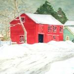 Pond Street Barn, Georgetown