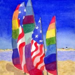 Provincetown Kites