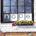 nope at Commerce Street, Provincetown